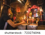 pattani  thailand   july 9   ... | Shutterstock . vector #723276046