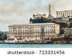 Alcatraz Prison View  San...