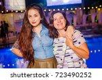 odessa  ukraine august 15  2015 ... | Shutterstock . vector #723490252