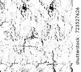 seamless grunge texture black... | Shutterstock .eps vector #723527626
