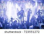 odessa  ukraine july 12  2014 ...   Shutterstock . vector #723551272