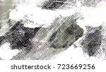light distressed background.... | Shutterstock . vector #723669256