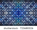 abstract background azure for... | Shutterstock . vector #723680326
