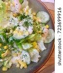 Small photo of Shrimp Salad.