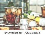 rum | Shutterstock . vector #723735016