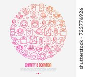 Charity And Donation Concept I...