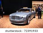 Geneva   March 3   A  Bentley...