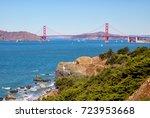 Golden Gate Bridge From Lands...