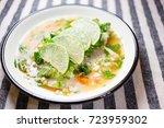 Thai Food  Steamed Snapper Meat ...
