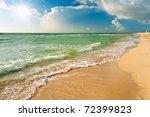 Beach In Miami  Fl