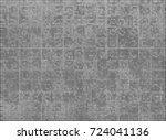 abstract halftone background... | Shutterstock .eps vector #724041136
