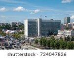 perm  russia   june 04  2012 ... | Shutterstock . vector #724047826