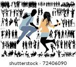 business people | Shutterstock .eps vector #72406090