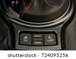 driving modes in the sports car