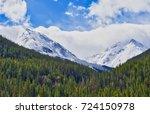 Colorado Rocky Mountains Fall...