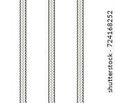 fashion elements  basic rib... | Shutterstock .eps vector #724168252