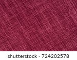 natural fabric texture. fabric... | Shutterstock . vector #724202578