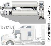 vector hi detailed commercial... | Shutterstock .eps vector #72422449