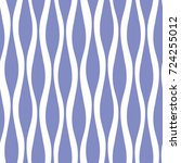 seamless abstract wave pattern. ... | Shutterstock .eps vector #724255012