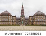 Christiansborg Palace In...