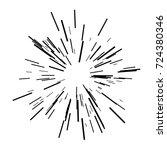 sun burst  star burst sunshine. ...   Shutterstock .eps vector #724380346