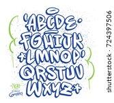 Handmade Graffiti Font