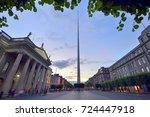 Spire famous landmark in dublin ...
