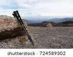 professional sticks for... | Shutterstock . vector #724589302