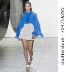 new york  ny   september 10 ... | Shutterstock . vector #724716292