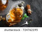 tea | Shutterstock . vector #724762195