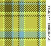 Seamless Checkered Green Blue...