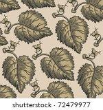 leaves. vector. beautiful... | Shutterstock .eps vector #72479977