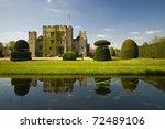 Medieval Tower Of A Tudor Hever ...