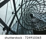 the building structure | Shutterstock . vector #724910365