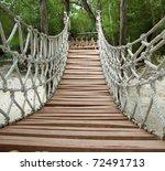 Adventure Wooden Rope...