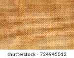 fabric texture or fabric... | Shutterstock . vector #724945012