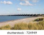 oosterschelde bridge | Shutterstock . vector #724949