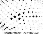 abstract halftone wave dotted... | Shutterstock .eps vector #724989262