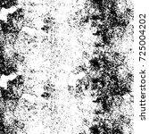 black and white grunge. vector... | Shutterstock .eps vector #725004202