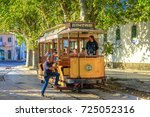 sintra  portugal   august 9 ... | Shutterstock . vector #725052316