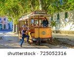 sintra  portugal   august 9 ...   Shutterstock . vector #725052316