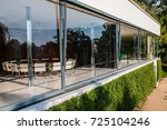 villa tugendhat is a historical ... | Shutterstock . vector #725104246