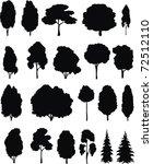 vector black illustration... | Shutterstock .eps vector #72512110