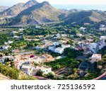 mojacar  one of the most... | Shutterstock . vector #725136592