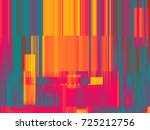 modern background with dead... | Shutterstock . vector #725212756
