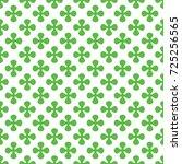 abstract geometric seamless... | Shutterstock . vector #725256565