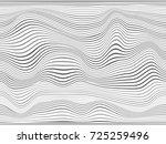 overlay lines.motion lines... | Shutterstock . vector #725259496
