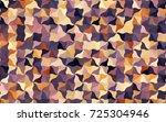 light pink  yellow vector... | Shutterstock .eps vector #725304946