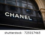 milan  italy   september 24 ... | Shutterstock . vector #725317465