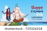 Happy Columbus Day Ship In...